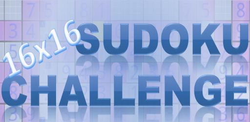 16x16 Sudoku Logo
