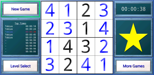 TV Sudoku Logo