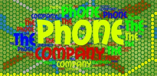 The Phone Company Logo